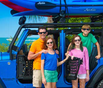 Key West Car Rental Jeep