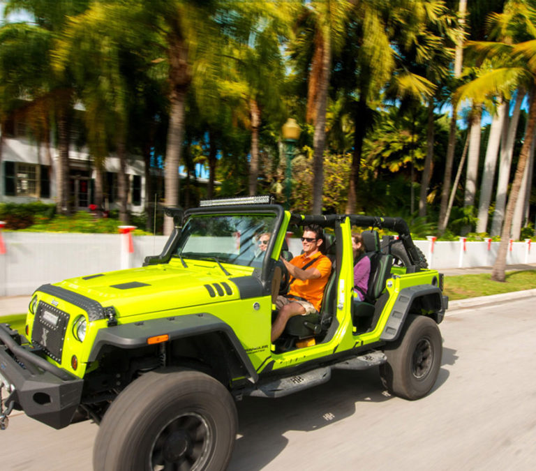 Jeep Rentals and More | Key West Adventures