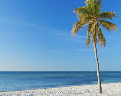 best beaches key west