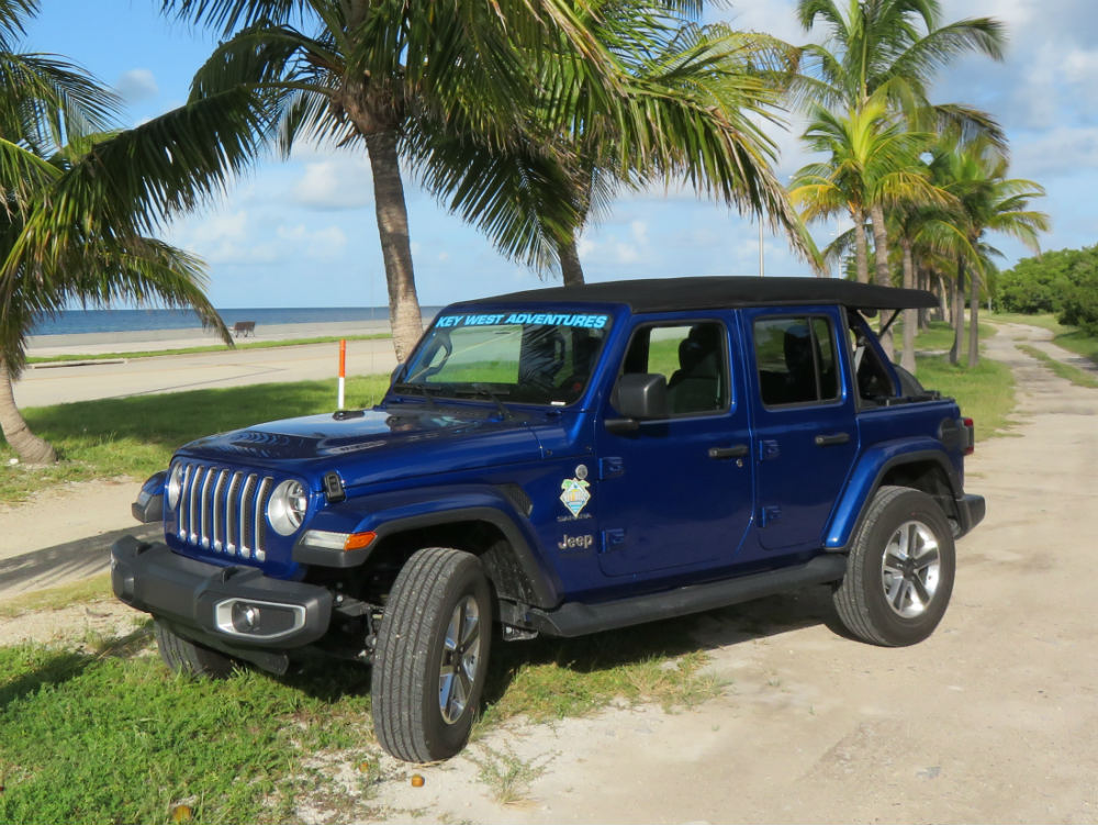 2018 JKU Ocean Blue Metallic