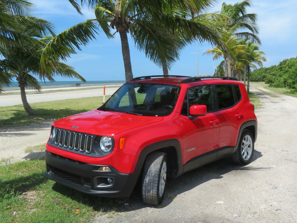 Red Renegade Latitude