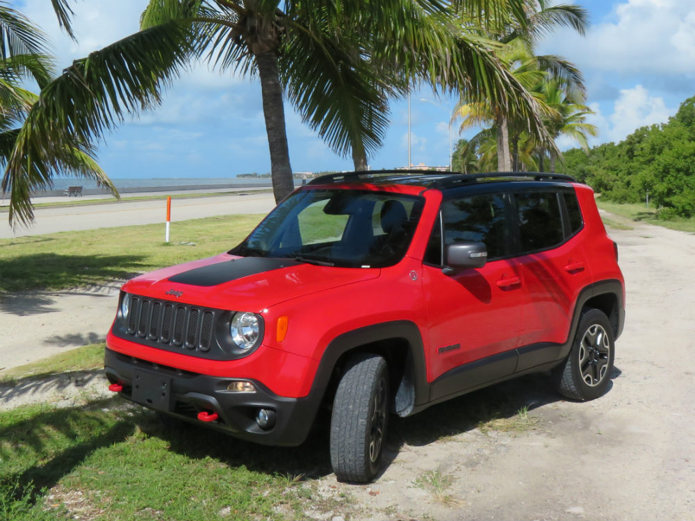 Red Renegade Trailhawk