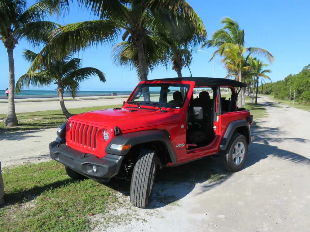 2019 JL 2-Door Firecracker Red