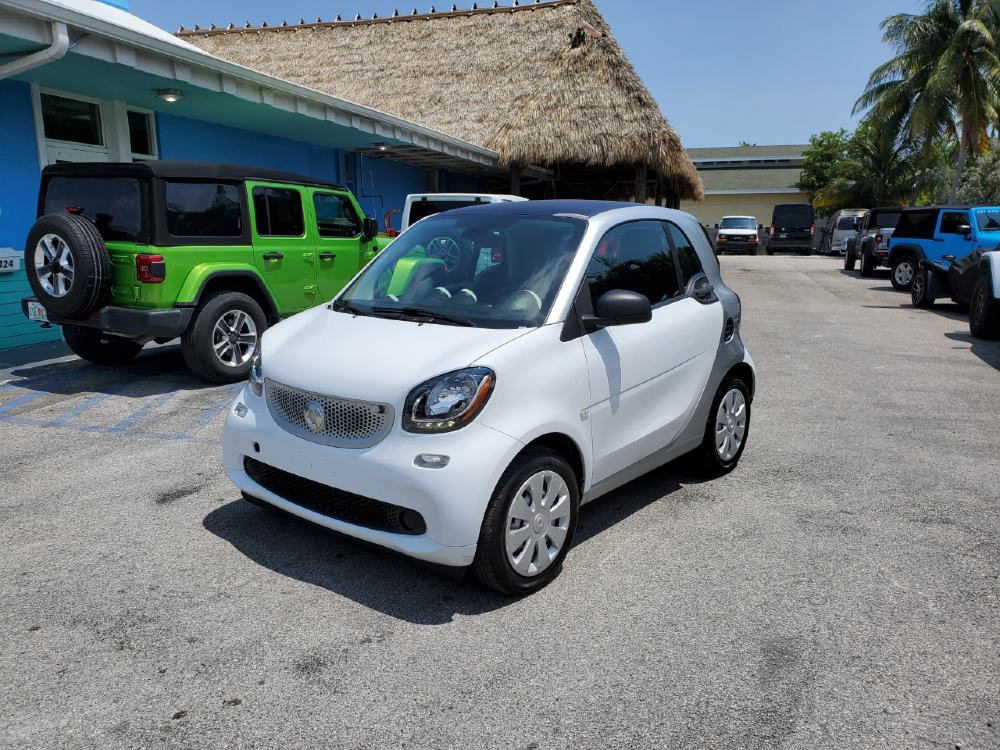 Smart Fortwo Passion Coupe's evil twin