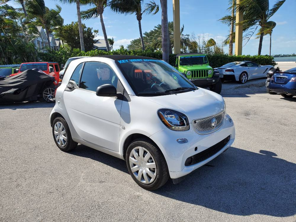 Smart ForTwo Passion Coupe 2 - Electric Boogaloo